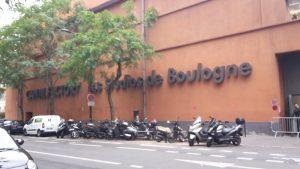 canal factory, les studios de Boulogne