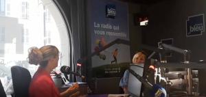 France bleu en direct Bernadette Dullin