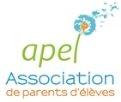 Logo Association parents d'élèves APEL