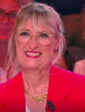 Bernadette dans l'emission C'es que de la Télé - Canal C8