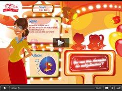 Jeu vidéo pour apprendre les tables de multiplication