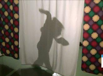 théâtre ombre pour enfants